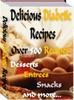 Thumbnail 500+ Delicioius Diabetic Recipes PDF eBook+ Resale Rights