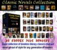 Thumbnail Classic Novels Collection | 39  PDF eBooks | Plus Master Resell Rights | Only 98¢
