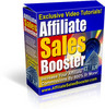 Affiliate Sales Booster With Exclisive Videos | Tutorials | PDF eBook | Master Resell Rights | Only 89¢