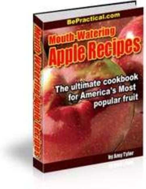 Product picture 85+ Apple Recipes eBook + Resale Rights