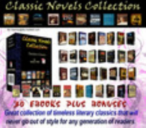 Product picture Classic Novels Collection | 39  PDF eBooks | Plus Master Resell Rights | Only 98¢